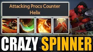 You spin me Right Round, baby! [Flying Axe With Duel and Counter Helix] Dota 2 Ability Draft