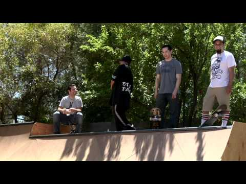 Converse Skateboarding: KA-One Vulc -- Part 5
