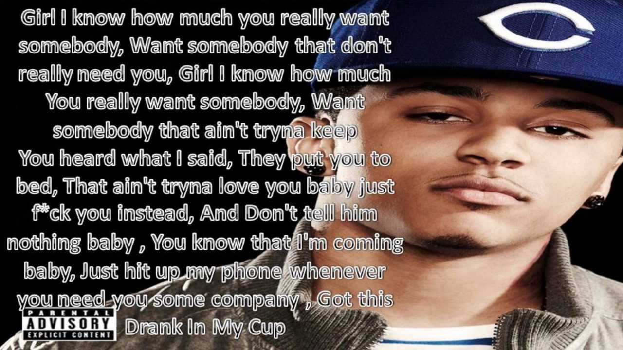 Kirko Bangz Drank in my Cup Lyrics Kirko Bangz Drank in my Cup
