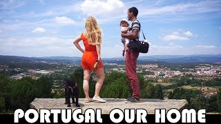 Mortágua WHERE WE LIVE IN PORTUGAL - FAMILY VLOGGERS DAILY VLOG