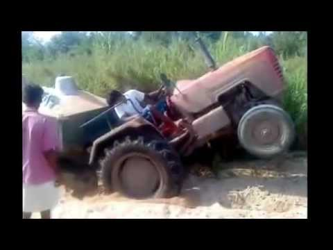 Tractor Stunt Punjab video