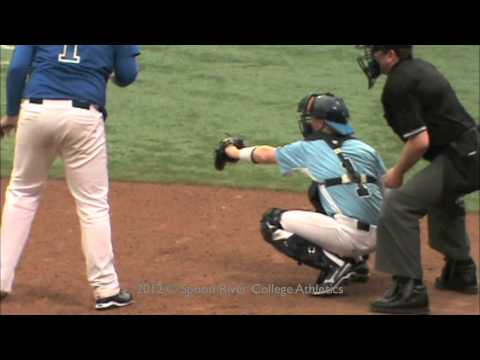 Spoon River College Baseball Spring Break Metrodome - Part1/Onbase and Fielding