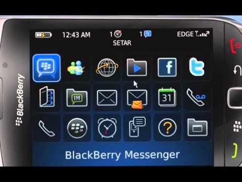 Control your Blackberry via your computer