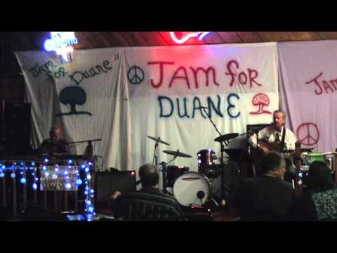 19 - Please Be With Me - Scott Boyer&MC Thurmond - Jam For Duane 10/29/11 - Gadsden, AL