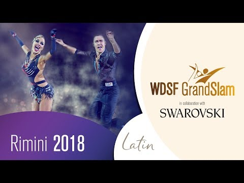 It's A Match! | 2018 GrandSlam LAT Rimini Promo | DanceSport Total