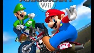 Texturas HD de Mario Kart 64 2016