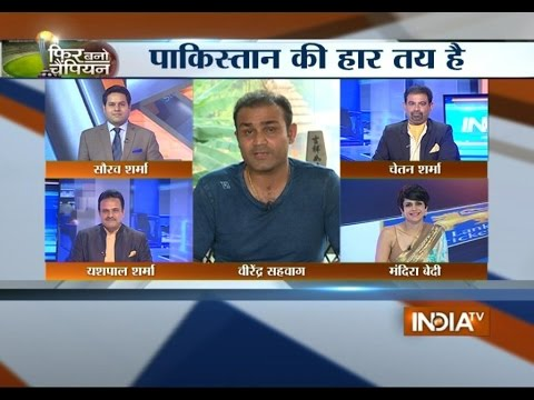 Cricket World Cup 2015: India Beat Pakistan by 76 Runs, Kohli was MoM - India TV