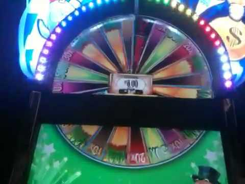 Super Monopoly Money Wheel Spin with GO