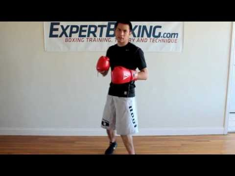 Boxing Footwork Technique #2 - Pivot Image 1
