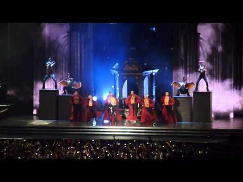 Girl Gone Wild - Madonna, Mdna Tour - Buenos Aires, Argentina 15-12-2012 video