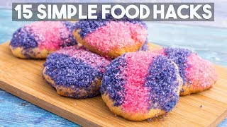 15 Simple Recipes And Food Hacks