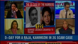 2G Verdict: Key accused A Raja, Kanimozhi reach court