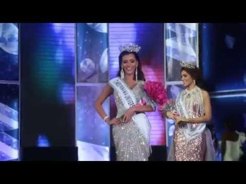 GLADYS BRANDAO - MISS PANAMÁ UNIVERSO 2015