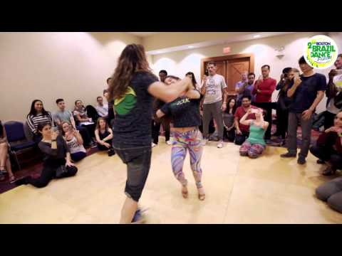 Henri + Jessica - Boston Brazilian Dance Festival 2015 -  Demo 2