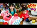 POP THE PIG GAME Review Toys Review mp3