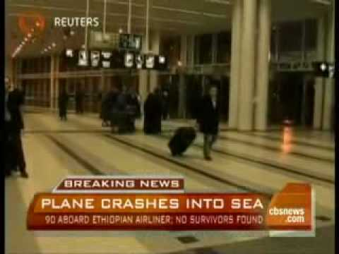 Ethiopian airlines 737-800 crash