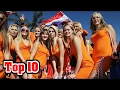 Top 10 AMAZING Facts About The NETHERLANDS