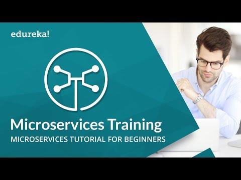 Microservices Training   Microservices Docker Example   Microservices Tutorial   Edureka