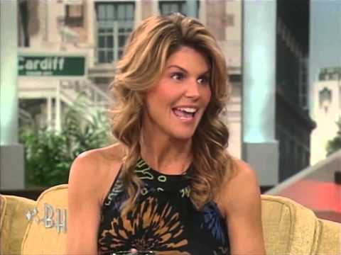 Lori Loughlin On The Bonnie Hunt Show (2008) video
