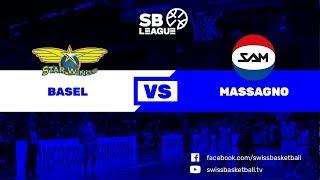 SB League - Day 14: Basel vs Massagno