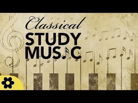 Studying Music,  Relaxing Classical Music, Instrumental Music for Studying, Alpha Waves, ♫E069D