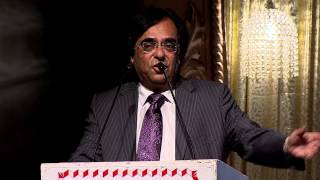 Hundred Hearts Charity Dinner  Ashok Kheny Speech