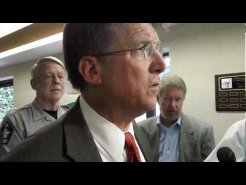 Pat McCrory on the negative ads in the N.C. governor's race
