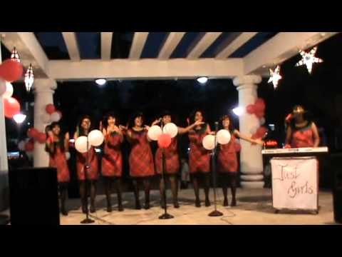 Just Girls - Christmas Carols at Panjim Garden Goa #1