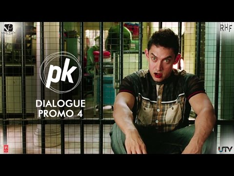 Achha | Pk Dialogue Promo 4 | Aamir Khan & Anushka Sharma |  In Cinemas Now video