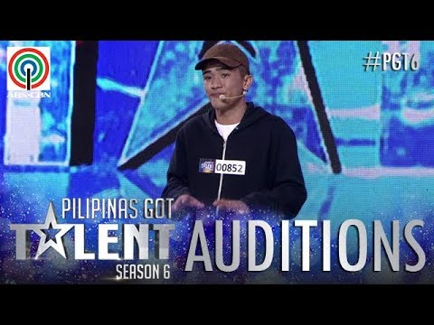Pilipinas Got Talent 2018 Auditions: Antonio Bathan Jr. - Spoken Word Poetry | ABS-CBN