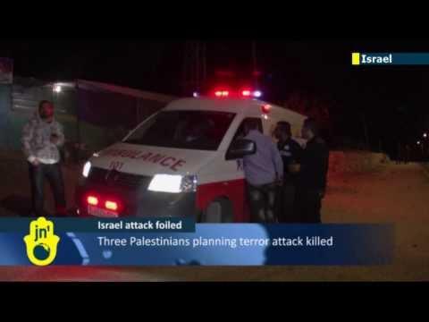 IDF troops foil al-Qaeda attack on Israel: three Palestinians planning terror attack killed in raid