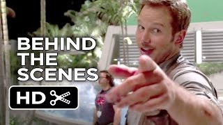Jurassic World Behind the Scenes - Chris Pratt Learns to Whistle (2015) - Chris Pratt Movie HD
