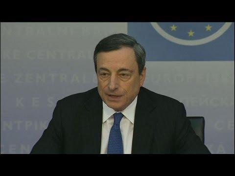 Les taux de la BCE, très bas, ont atteint