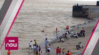 Tắm trên sông Đà: Biển cấm có cũng như không