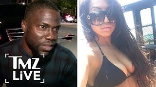 Kevin Hart: Sex Tape With Stripper | TMZ Live