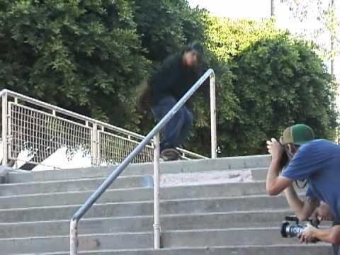 BOS ANGELES - Manny Santiago