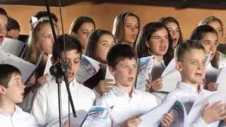 Coro Voci Bianche Carlo Felice An Irish Blessing GE 16 MAG 2015