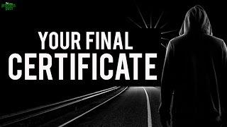 The Final Certificate