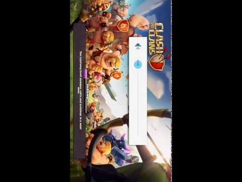 HOW TO CONNECT CLASH OF CLANS/HAYDAY WITH FACEBOOK WITHOUT ANY PROBLEM (WORKS 100%)