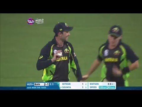 ICC #WT20 Australia vs Bangladesh - Match Highlights