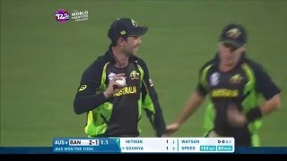 ICC #WT20 Australia vs Bangladesh - Match Highlights