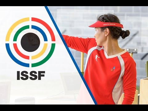 Finals 25m Pistol Women - 2015 ISSF Rifle and Pistol World Cup in Fort Benning (USA)