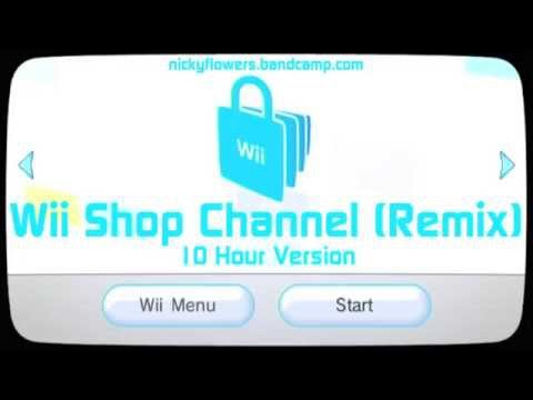 10 Hours of Wii Shop Channel Remix