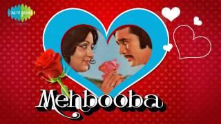 Mere Naina Sawan Bhadon - Kishore Kumar - Rajesh Khanna - Mehbooba [1976]