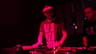 DJ Key feat DJ Sim-H @ Alias club
