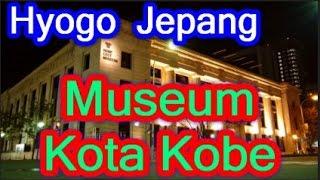 Wisata Jepang: Museum Kota Kobe Koleksi Seni Terbesar, Hyogo045 Moopon