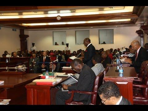 Denzil Douglas: St. Kitts 2014 Budget Address