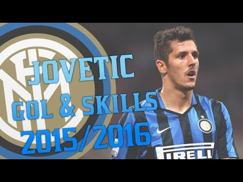 Stevan Jovetic 2015/2016 | Goal & Skill [HD]| F.C. INTER | By Pianeta INTER