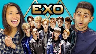 Download Lagu TEENS REACT TO EXO - CALL ME BABY (K-pop) Gratis STAFABAND