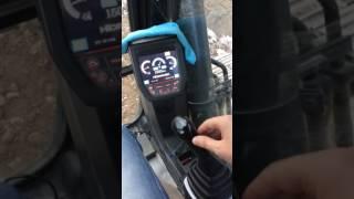 Hidromek 220-lc Ekskavatör Nasıl Kullanılır